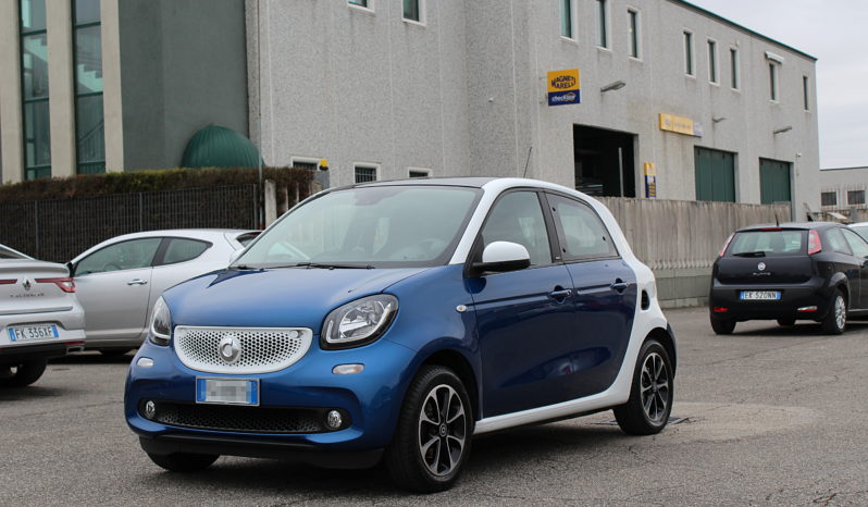 Smart Forfour 90 0.9 Turbo twinamic pieno