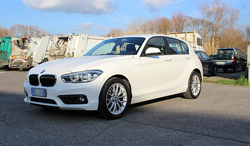 Bmw 116d d 5p. Advantage pieno
