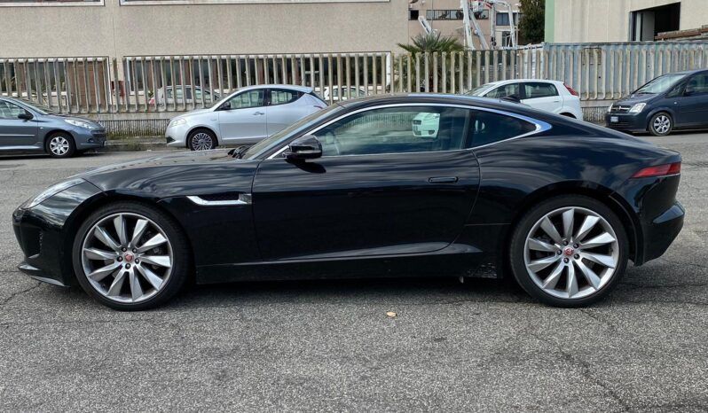 Jaguar F-Type 3.0 V6 aut. Coupé pieno